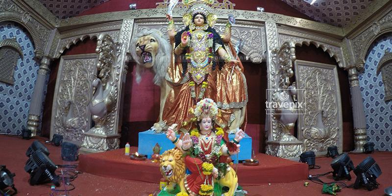 Mangal Devi Pandal Mumbai