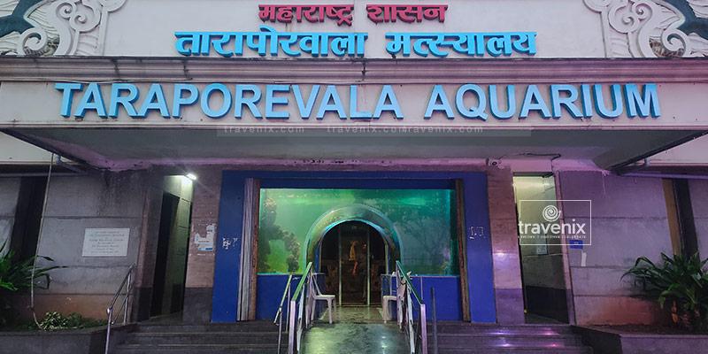 Taraporevala Aquarium Mumbai