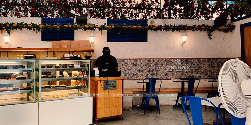 elementria bakery and cafe shop interior
