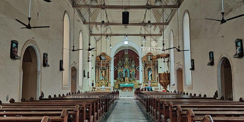 St. Andrew's Church Prayer Hall