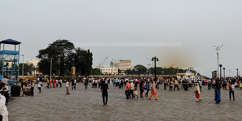 Area near Gateway Of India