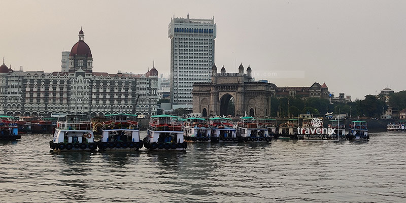 Beautiful View of Gateway Of India