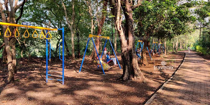 Children's Playground at Sanjay Gandhi National Park