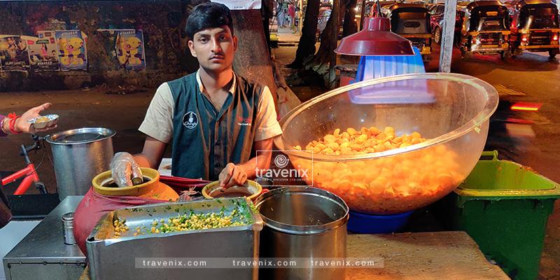 Paani Puri of Monsoon - The Chaat Corner