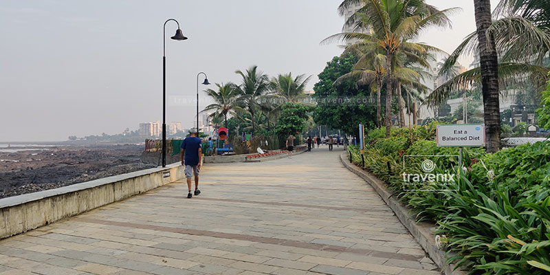 Quiet Lanes of Bandstand and Bandra Promenade