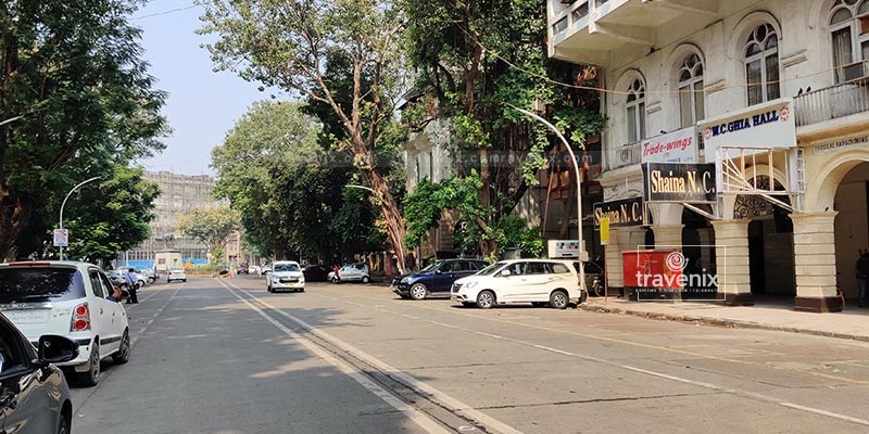 Quiet Lanes of Kalaghoda