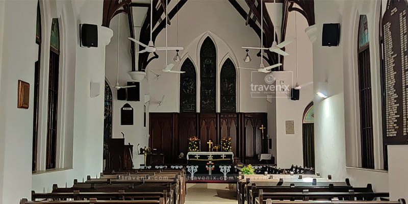 St. Stephens Church Interior
