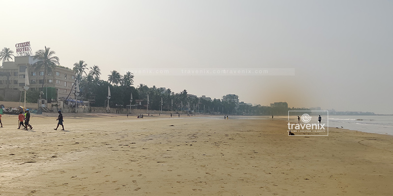 The beautiful Juhu Beach