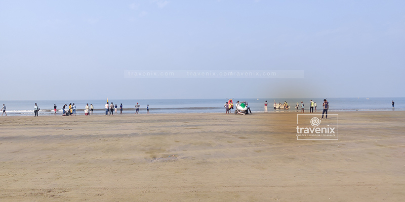 The famous Juhu Beach