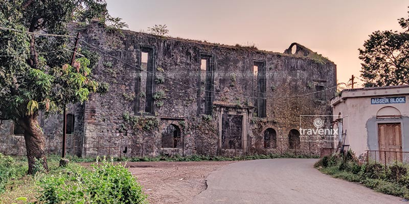 The famous Vasai Fort