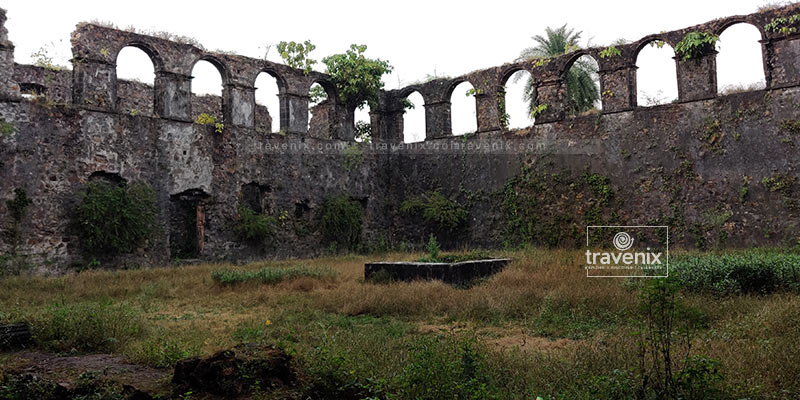 The historic of Vasai Fort