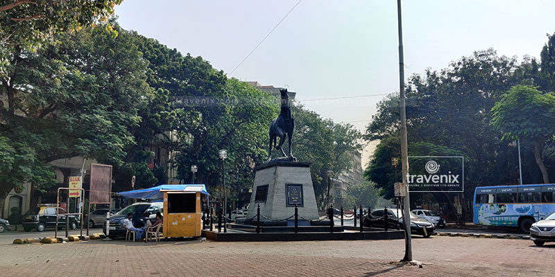 The iconic Kalaghoda