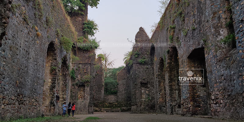 Ancient Vasai Fort