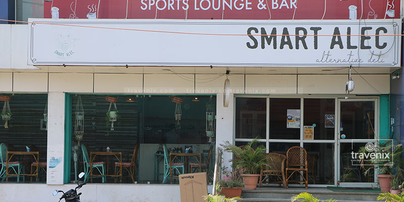 Smart Alec Alternative Deli Hyderabad