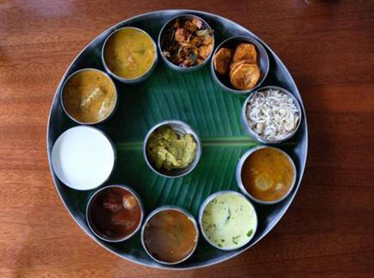Andhra Thali - The Hindu