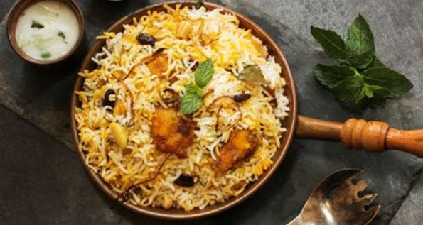 Biryani - NDTV Food