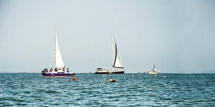 Colaba Sailing Club View