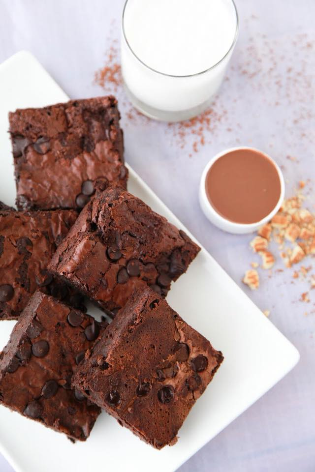 Gluten free Chocolate Brownie at AB Celestial - Facebook