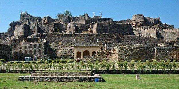 Golconda Fort- New Indian Express
