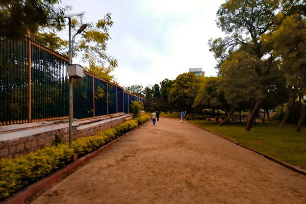 Kasu Brahmananda Reddy Park - LBB