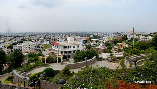Mahindra Hills-getfitso