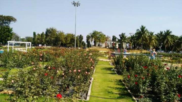 Sanjeevaiah Park - Cush Travel Blog