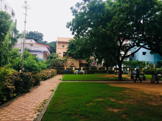 Santosh Nagar Colony Park - Google Maps