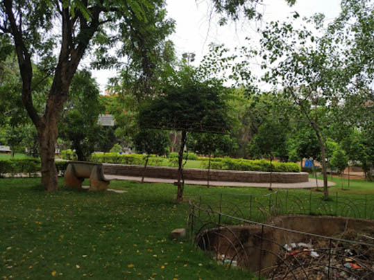 Sri Nagar Colony Park - Google Maps
