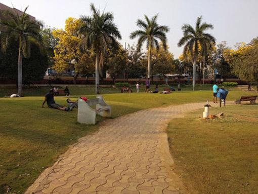 Sundarayya Park - Google Maps