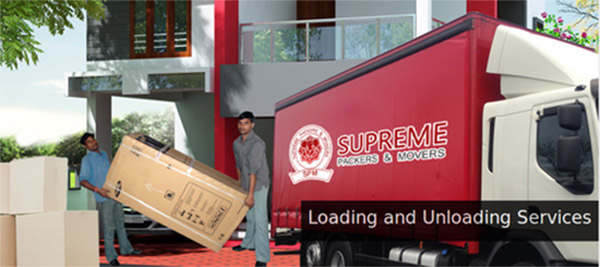Supreme Packers and Movers