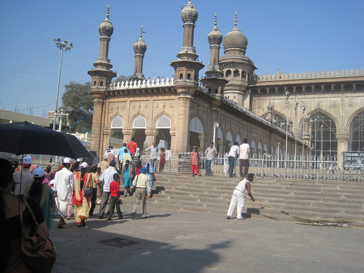 Makkah Masjid Hyderabad