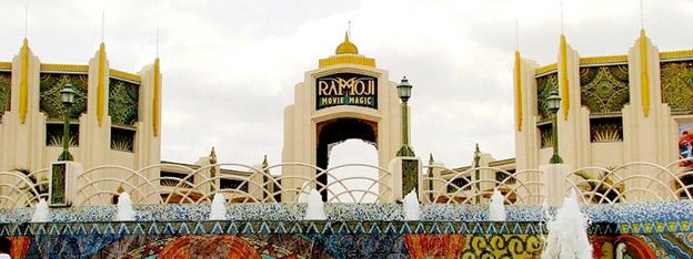 Ramoji Film City - Hyderabad