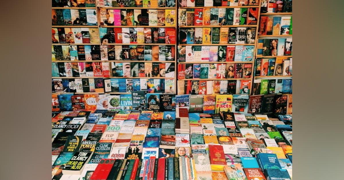 Sunday Book Bazaar