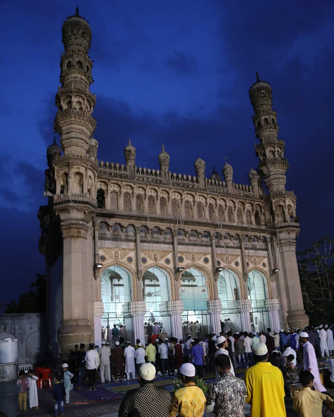 Toli Masjid Hyderabad