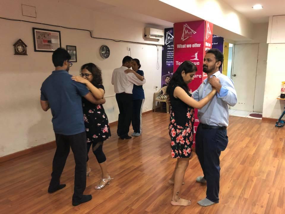 VR Dancesport Dance Classes in South Mumbai