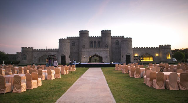 Wedding at Fort Grand - Hyderabad