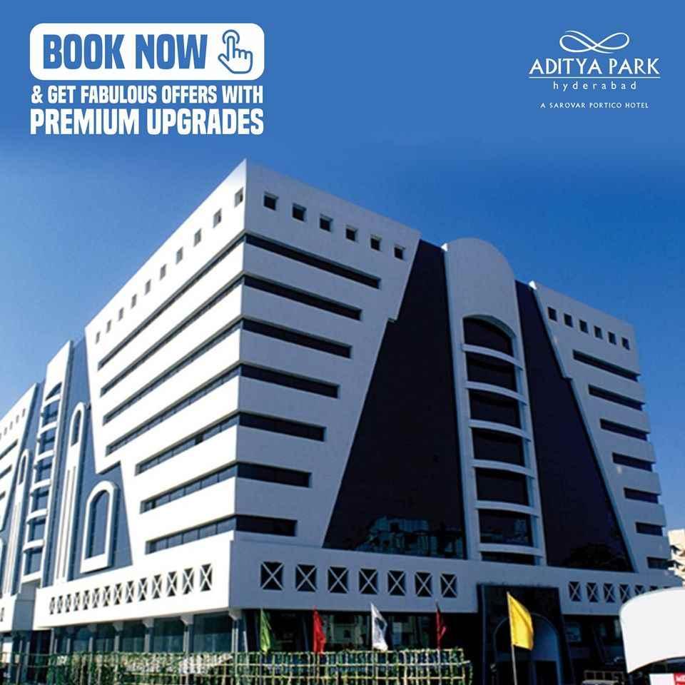 Aditya Park - A Sarovar Portico Hotel
