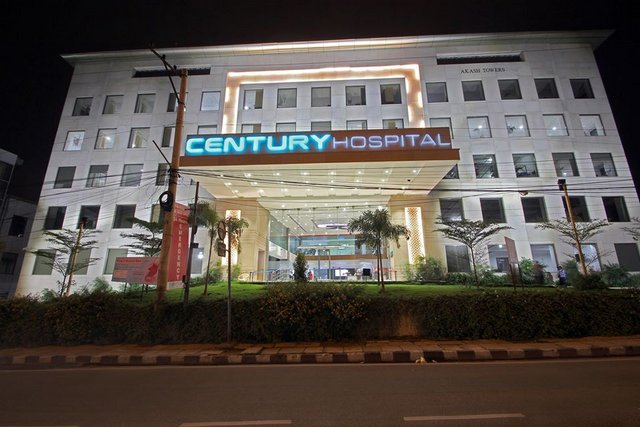 Century Super Speciality Hospital