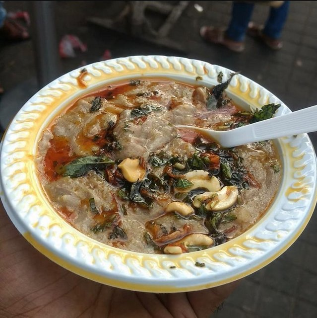Haleem at Shah Ghouse Cafe & Restaurant