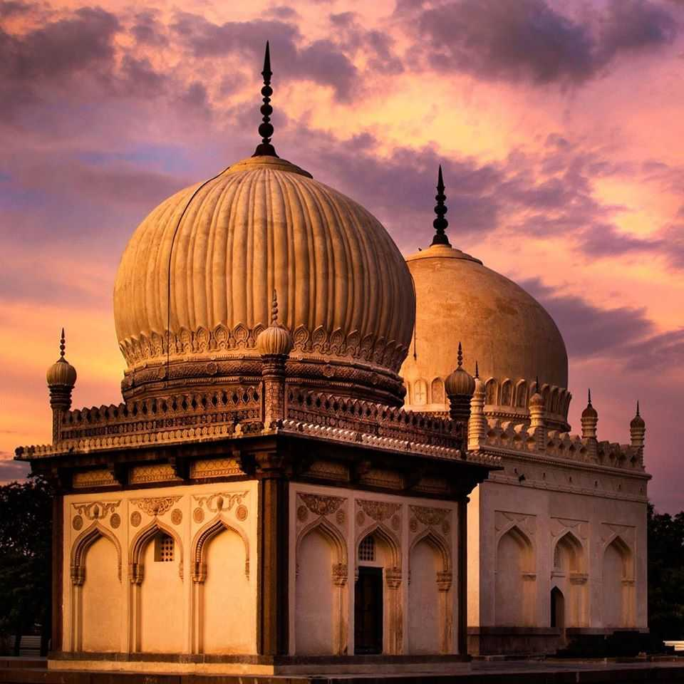 Qutub Shahi Tomb