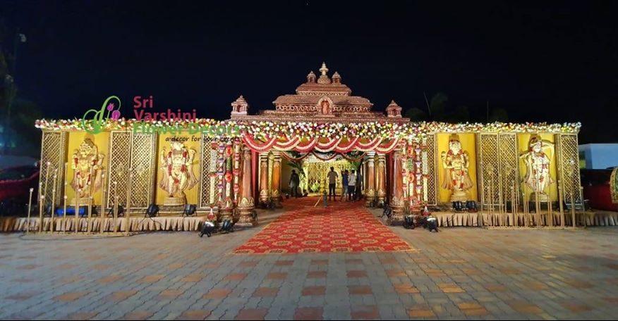 Sri Venkateswara Garden Hyderabad