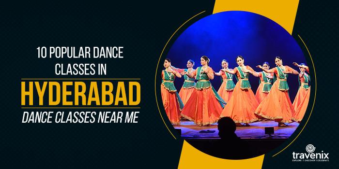 10 Popular Dance Classes In Hyderabad - Dance Classes Near Me