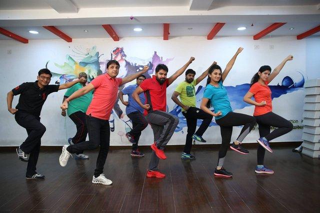 KVN Dance & Fitness Studio