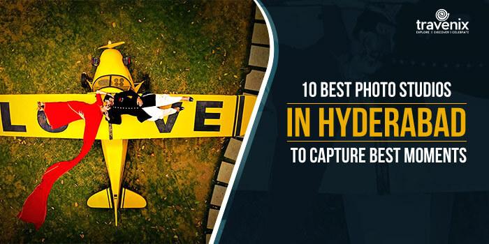 10 Best Photo Studios In Hyderabad To