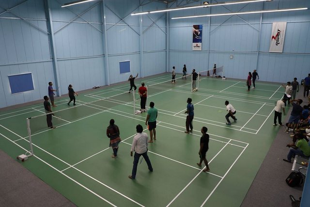 RSpot Sports Centre
