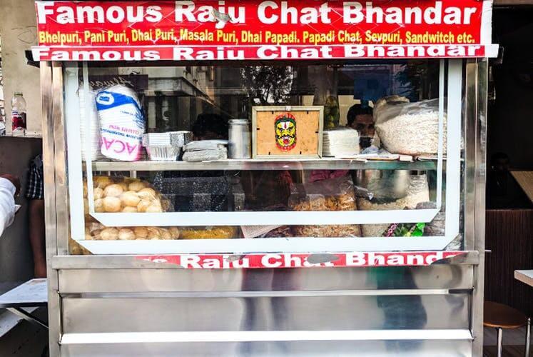 Raju Chaat Bhandar