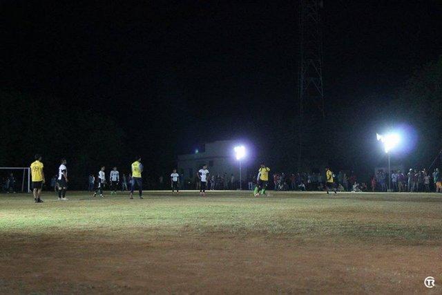 Sports Complex, University Of Hyderabad