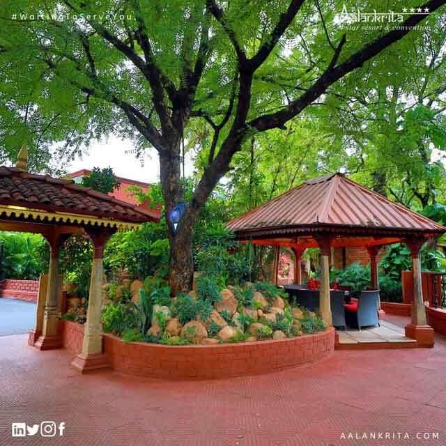 Aalankrita Resorts and Convention