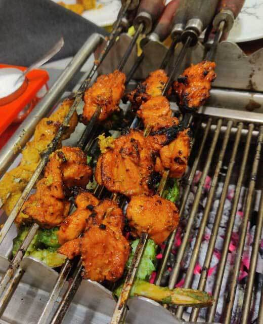 Absolute Barbecues in Hyderabad