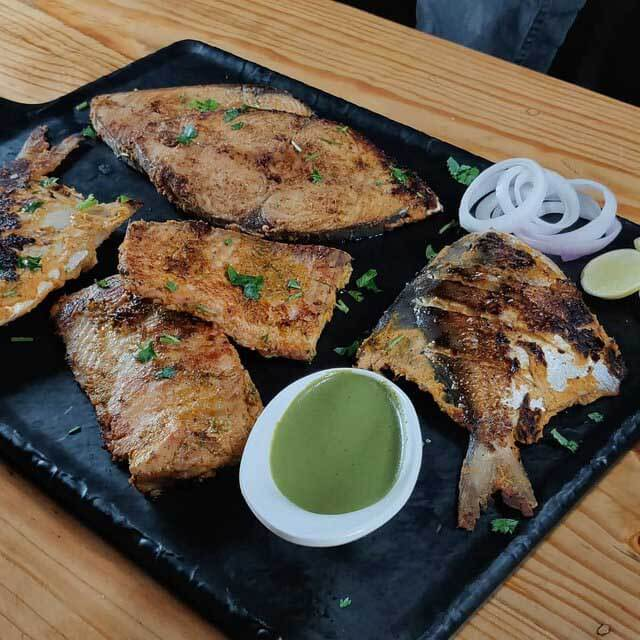 Charcoal BBQ Hyderabad